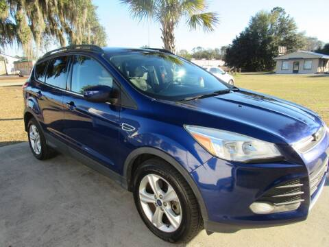 2014 Ford Escape for sale at D & R Auto Brokers in Ridgeland SC