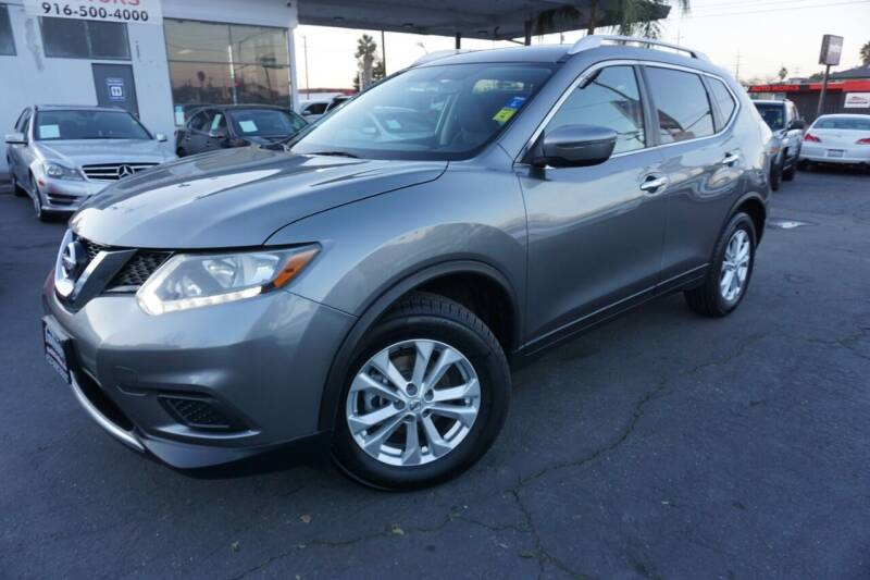 2016 Nissan Rogue for sale at Industry Motors in Sacramento CA