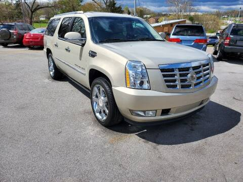 2009 Cadillac Escalade for sale at DISCOUNT AUTO SALES in Johnson City TN