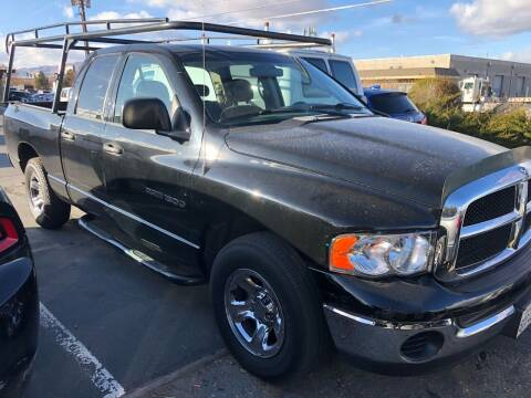 2005 Dodge Ram Pickup 1500 for sale at City Auto Sales in Sparks NV