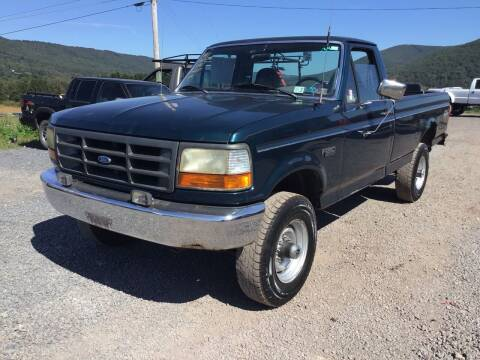 1997 Ford F-250 for sale at Troys Auto Sales in Dornsife PA