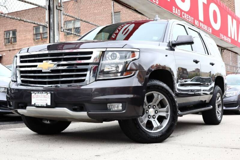 2017 Chevrolet Tahoe for sale at HILLSIDE AUTO MALL INC in Jamaica NY
