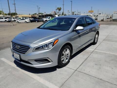 2017 Hyundai Sonata for sale at California Motors in Lodi CA