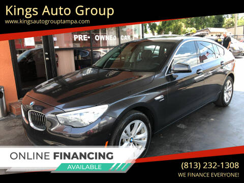 2011 BMW 5 Series for sale at Kings Auto Group in Tampa FL