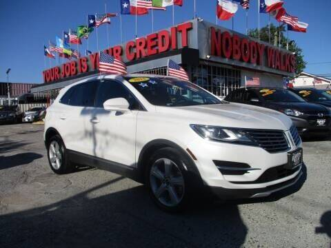2015 Lincoln MKC for sale at Giant Auto Mart 2 in Houston TX