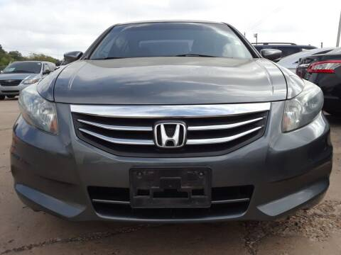 2011 Honda Accord for sale at Auto Haus Imports in Grand Prairie TX