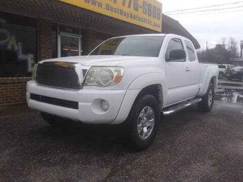 2006 Toyota Tacoma for sale at Best Buy Autos in Mobile AL