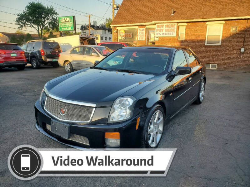 2004 Cadillac CTS-V for sale at Kar Connection in Little Ferry NJ
