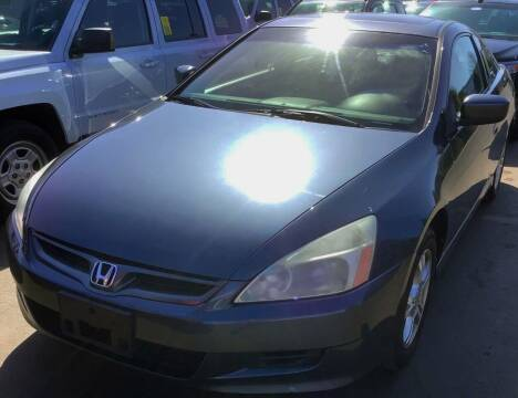 2007 Honda Accord for sale at D & J AUTO EXCHANGE in Columbus IN