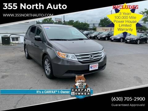 2013 Honda Odyssey for sale at 355 North Auto in Lombard IL