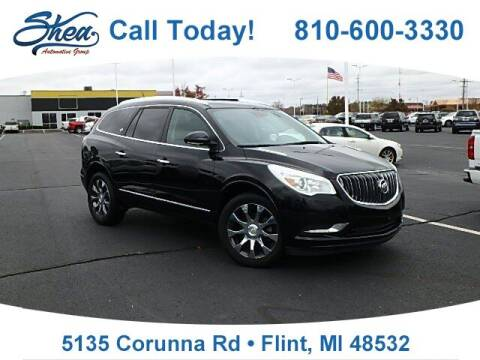 2017 Buick Enclave for sale at Jamie Sells Cars 810 in Flint MI