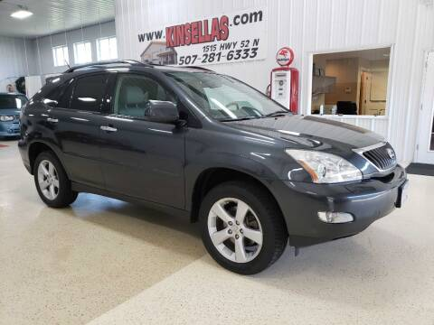 2008 Lexus RX 350 for sale at Kinsellas Auto Sales in Rochester MN