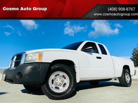 2005 Dodge Dakota for sale at Cosmo Auto Group in San Jose CA