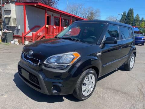 2012 Kia Soul for sale at Blue Line Auto Group in Portland OR