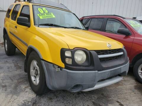2004 Nissan Xterra for sale at USA Auto Brokers in Houston TX