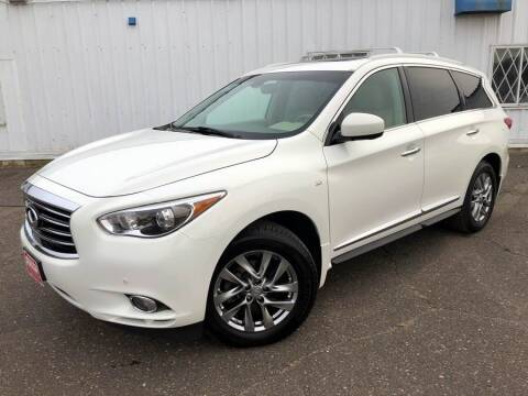 2014 Infiniti QX60 for sale at STATELINE CHEVROLET BUICK GMC in Iron River MI