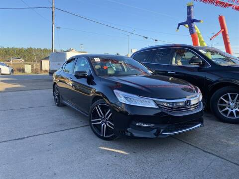 2017 Honda Accord for sale at Direct Auto in D'Iberville MS
