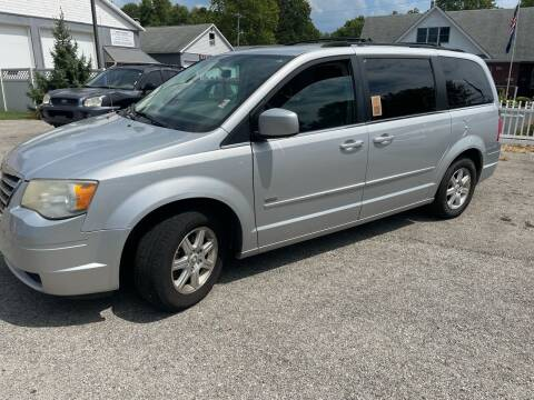 2008 Chrysler Town and Country for sale at Integrity Auto Sales in Brownsburg IN