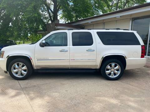2010 Chevrolet Suburban for sale at Midway Car Sales in Austin MN