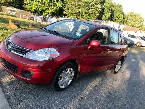 2010 Nissan Versa for sale at Twins Motors in Charlotte NC