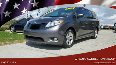 2013 Toyota Sienna for sale at GP Auto Connection Group in Haines City FL