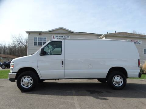 2011 Ford E-Series Cargo for sale at SOUTHERN SELECT AUTO SALES in Medina OH