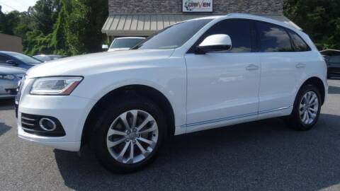 2016 Audi Q5 for sale at Driven Pre-Owned in Lenoir NC