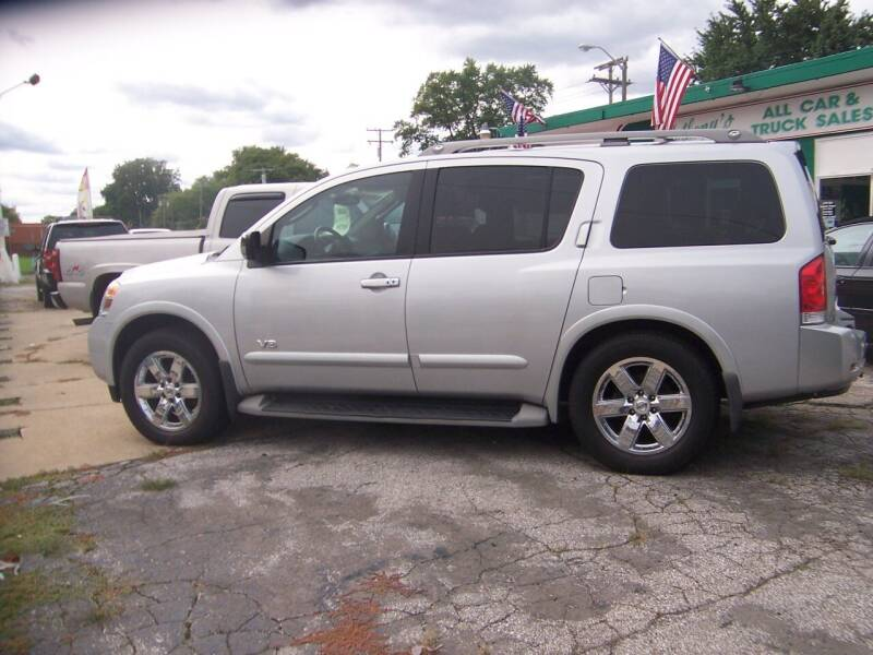 2009 Nissan Armada for sale at Anthony's All Cars & Truck Sales in Dearborn Heights MI