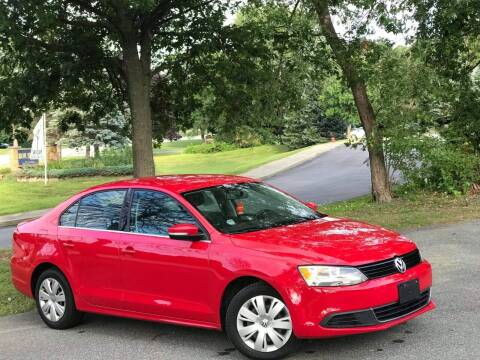 2013 Volkswagen Jetta for sale at Pak Auto Corp in Schenectady NY