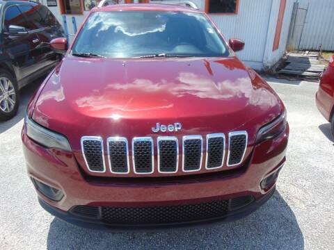 2019 Jeep Cherokee for sale at Payday Motor Sales in Lakeland FL