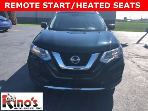 2019 Nissan Rogue for sale at Rino's Auto Sales in Celina OH