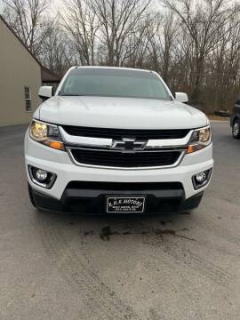 2018 Chevrolet Colorado for sale at RHK Motors LLC in West Union OH