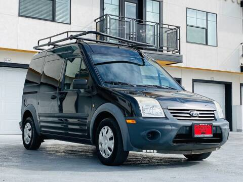 2013 Ford Transit Connect for sale at Avanesyan Motors in Orem UT