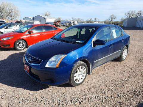 2010 Nissan Sentra for sale at Best Car Sales in Rapid City SD