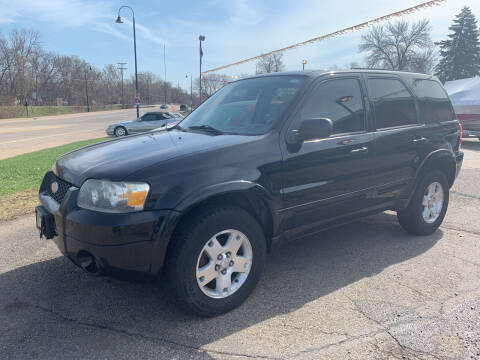 2006 Ford Escape for sale at Tonka Auto & Truck in Mound MN