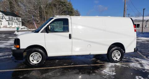 2017 Chevrolet Express Cargo for sale at Healey Auto in Rochester NH