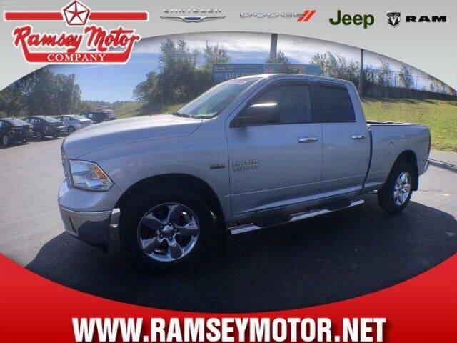 2015 RAM Ram Pickup 1500 for sale at RAMSEY MOTOR CO in Harrison AR