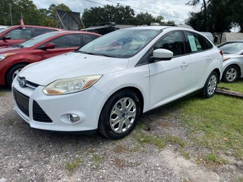 2012 Ford Focus for sale at Right Price Auto Sales in Waldo FL