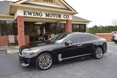 2018 Kia Stinger for sale at Ewing Motor Company in Buford GA