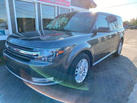 2017 Ford Flex for sale at Martins Auto Sales in Shelbyville KY