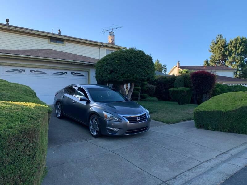 2015 Nissan Altima for sale at Blue Eagle Motors in Fremont CA