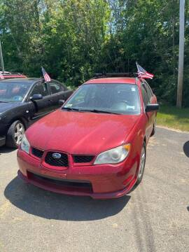 2007 Subaru Impreza for sale at Noble PreOwned Auto Sales in Martinsburg WV