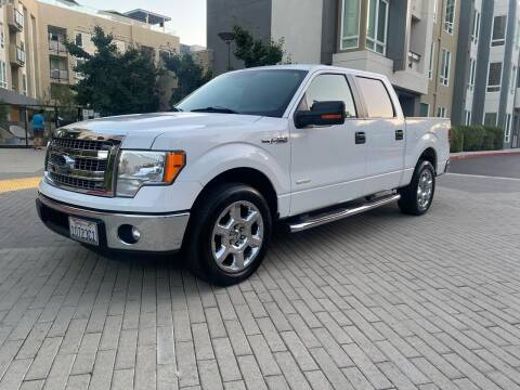 2013 Ford F-150 for sale at Ronnie Motors LLC in San Jose CA