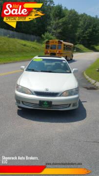 2001 Lexus ES 300 for sale at Shamrock Auto Brokers, LLC in Belmont NH
