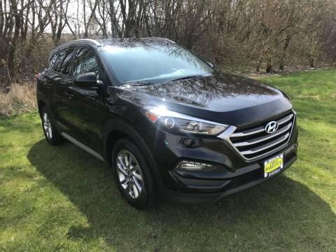 2017 Hyundai Tucson for sale at M & M Motors in West Allis WI
