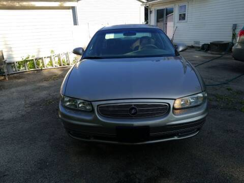 2002 Buick Regal for sale at Discovery Auto Sales in New Lenox IL
