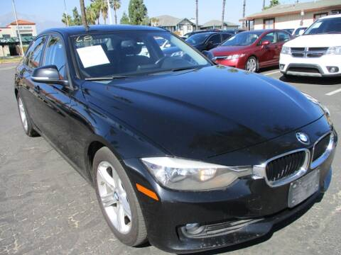 2014 BMW 3 Series for sale at F & A Car Sales Inc in Ontario CA