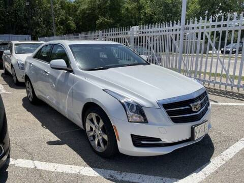 2016 Cadillac ATS for sale at SOUTHFIELD QUALITY CARS in Detroit MI