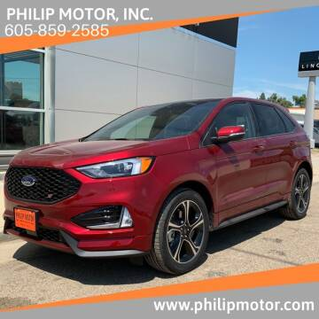 2019 Ford Edge for sale at Philip Motor Inc in Philip SD