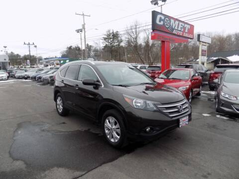 2014 Honda CR-V for sale at Comet Auto Sales in Manchester NH